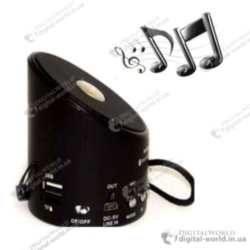 Мини колонка MP3 плеер SPS WS-A9. Поддержка USB, MP3, TF-card, FMрадио, наушники